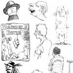 sketch-bechdels